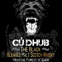 Cú Dhub Black Whisky
