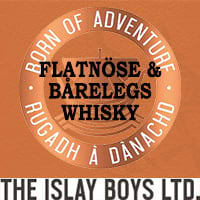 Flatnöse - Bårelegs - Islay Boys Whisky