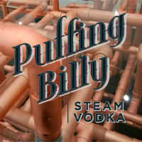 Borders Puffing Billy Steam Vodka
