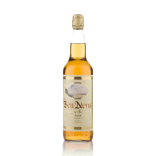 Ben Nevis Supreme Selection blended whisky