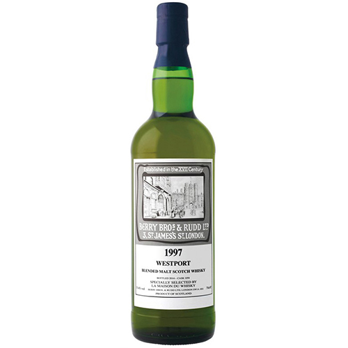 Westport 1997 Blended Malt Whisky - Berry's Own