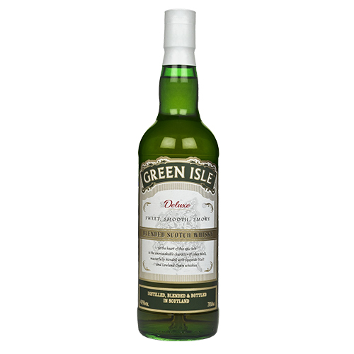 Green Isle Deluxe Blended Scotch Whisky - Atom