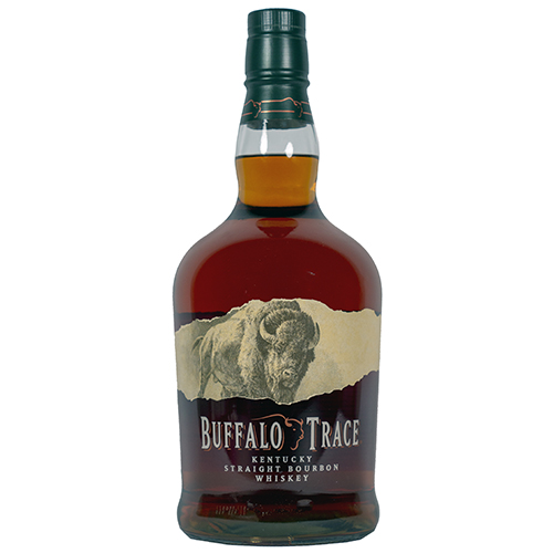 Buffalo Trace Kentucky Straight Bourbon Whiskey 10 år 45% 17