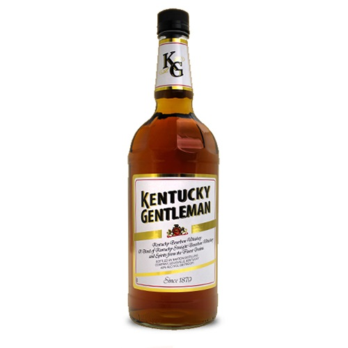 Kentucky Gentleman Straight Bourbon Whiskey