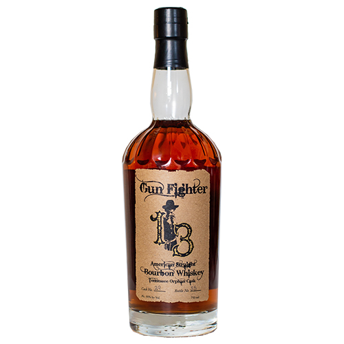 Gun Fighter 13 American Stright Bourbon Whiskey