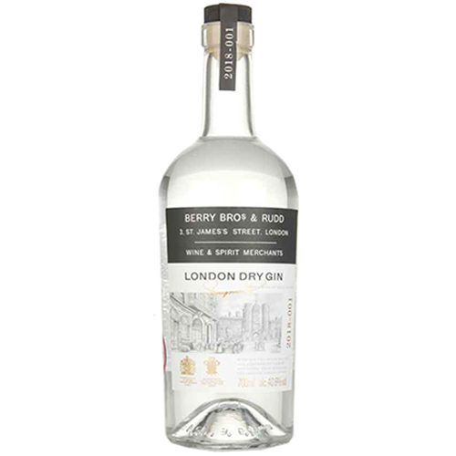 Berry's London Dry Gin