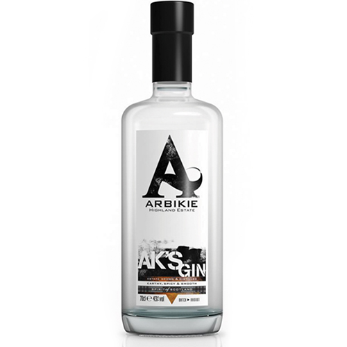 Arbikie - AK's Gin Highland Estate