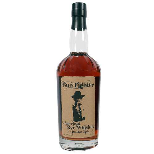 Gun Fighter American Rye Whisky Double Cask