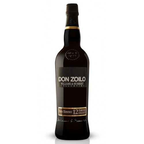 William & Humbert - Pedro Ximenez Collection Sherry 12 år