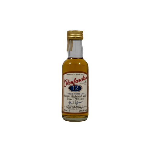 Glenfarclas single malt 12 år