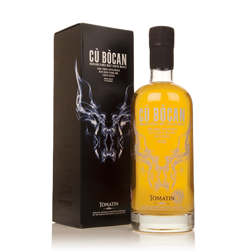 Tomatin Cù Bòcan Light Smoke Highland Single Malt