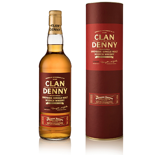 Clan Denny Single Malt, Speyside - Douglas Laing