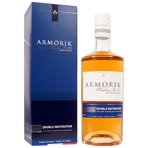 Armorik Double Maturation Single Malt