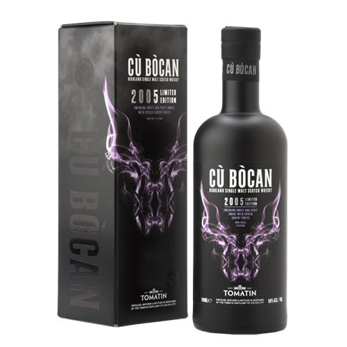 Tomatin Cù Bòcan 2005 Ltd. Highland Single Malt
