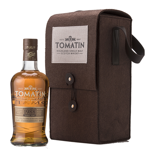 Tomatin 1988 27 år Single Highland Malt Scotch Whisky