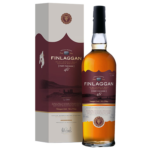 Finlaggan single malt Port Finished