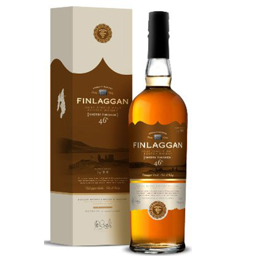 Finlaggan single malt Sherry Finished