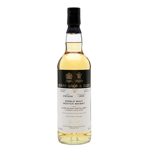Speyside 1995 single malt 21 år 57% 70cl - Berry's