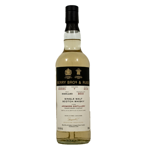 Ardmore 2010 single malt 7 år  - Berry`s Own