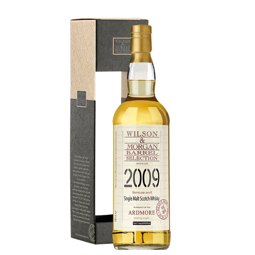 Ardmore 2009 Single Malt Heavy Peat 9 år - W & M