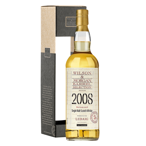 Ledaig 2008 Single Malt Extra Strength 10 år - W & M