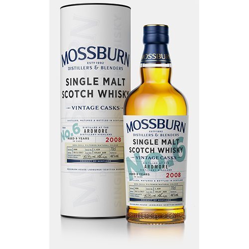 Mossburn Ardmore 9 år single malt