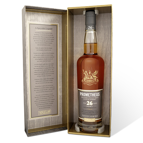Prometheus 26 år Speyside Peated Single Malt