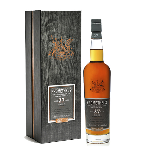 Prometheus 27 år Speyside Peated Single Malt