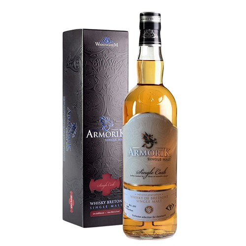 Armorik Single Cask Whisky Breton 'Mac Y Selection'
