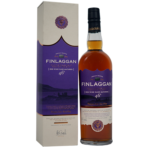 Finlaggan Red Wine Cask Matured