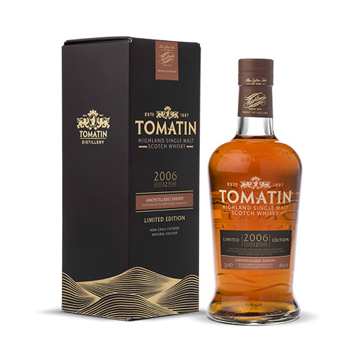 Tomatin 2006 Single Highland Malt Amontillado Sherry