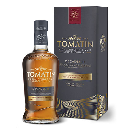 Tomatin Single Malt Decades II
