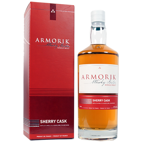 Armorik Sherry Cask Single Malt
