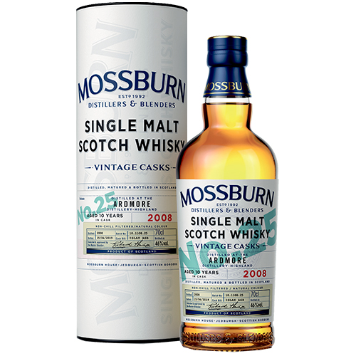 Mossburn Ardmore 10 år single malt