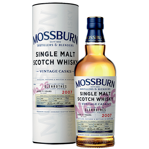 Mossburn Glenrothes 11 år single malt