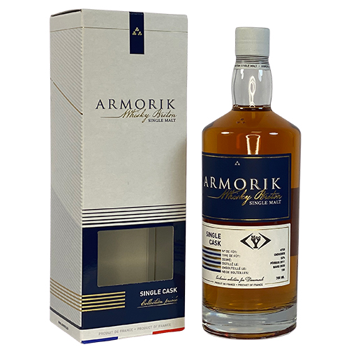 Armorik Chouchen Single Malt 'Mac Y Selection'