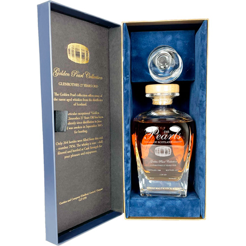 Glenrothes 1988 single malt 27 år c.s. - Golden Pearl