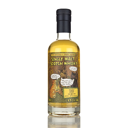 Clynelish Single Malt - Batch 5 - Atom