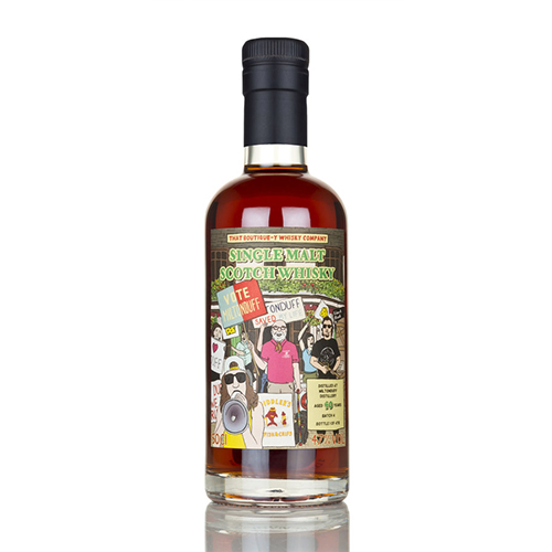 Miltonduff Single Malt - Batch 4 - Atom