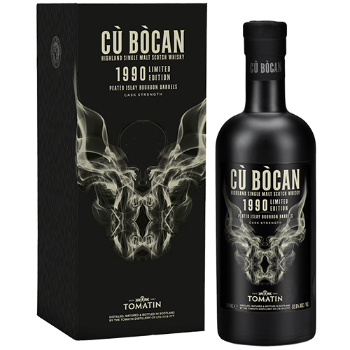 Tomatin Cù Bòcan 1990 Highland Single Malt