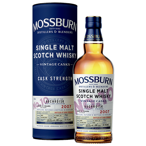 Mossburn Auchroisk 11 år single malt