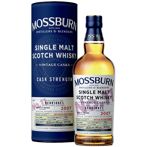 Mossburn Benrinnes 11 år single malt
