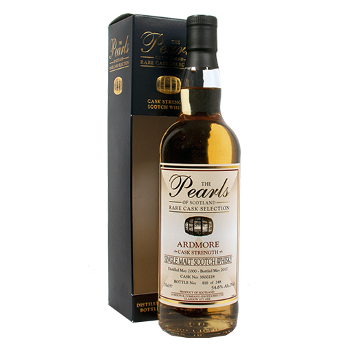 Ardmore 2000 single malt 17 år c.s. - The Pearls
