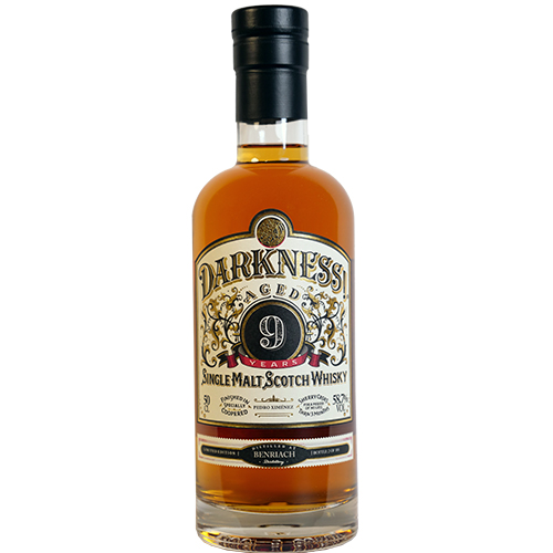 Darkness Benriach Single Malt  - Atom