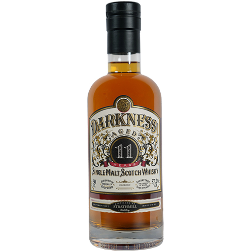 Darkness Strathmill Single Malt  - Atom
