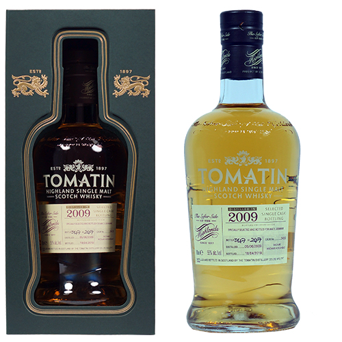 Tomatin 2009 Single Highland Malt Scotch Whisky