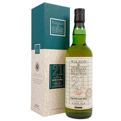 Caol Ila 21 YO 1998-20 Sherry Finish W&M