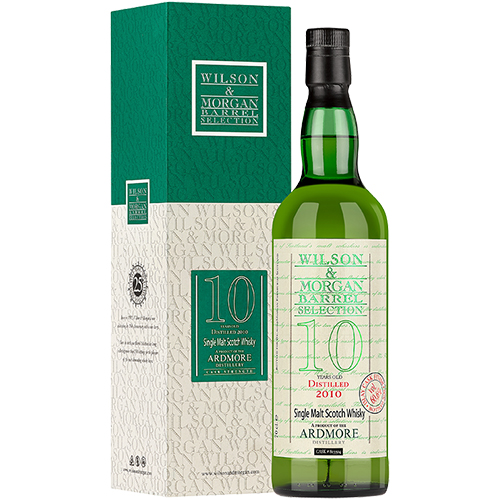 Ardmore 10YO 2010-10 ' Islay Cask Finish'  W & M