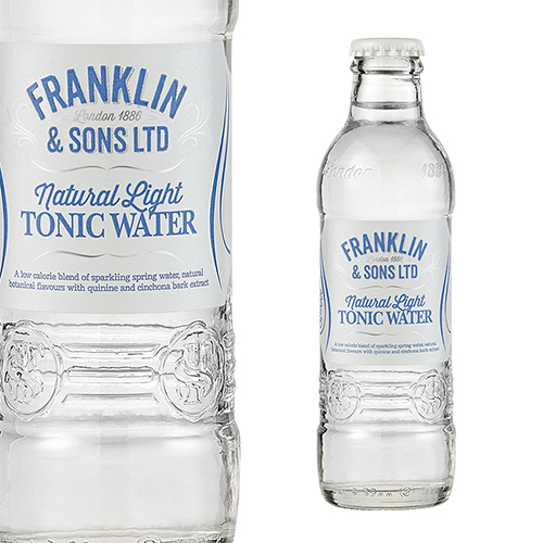Franklin LIGHT Tonic Water