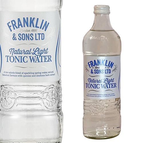 Franklin LIGHT Tonic Water STOR